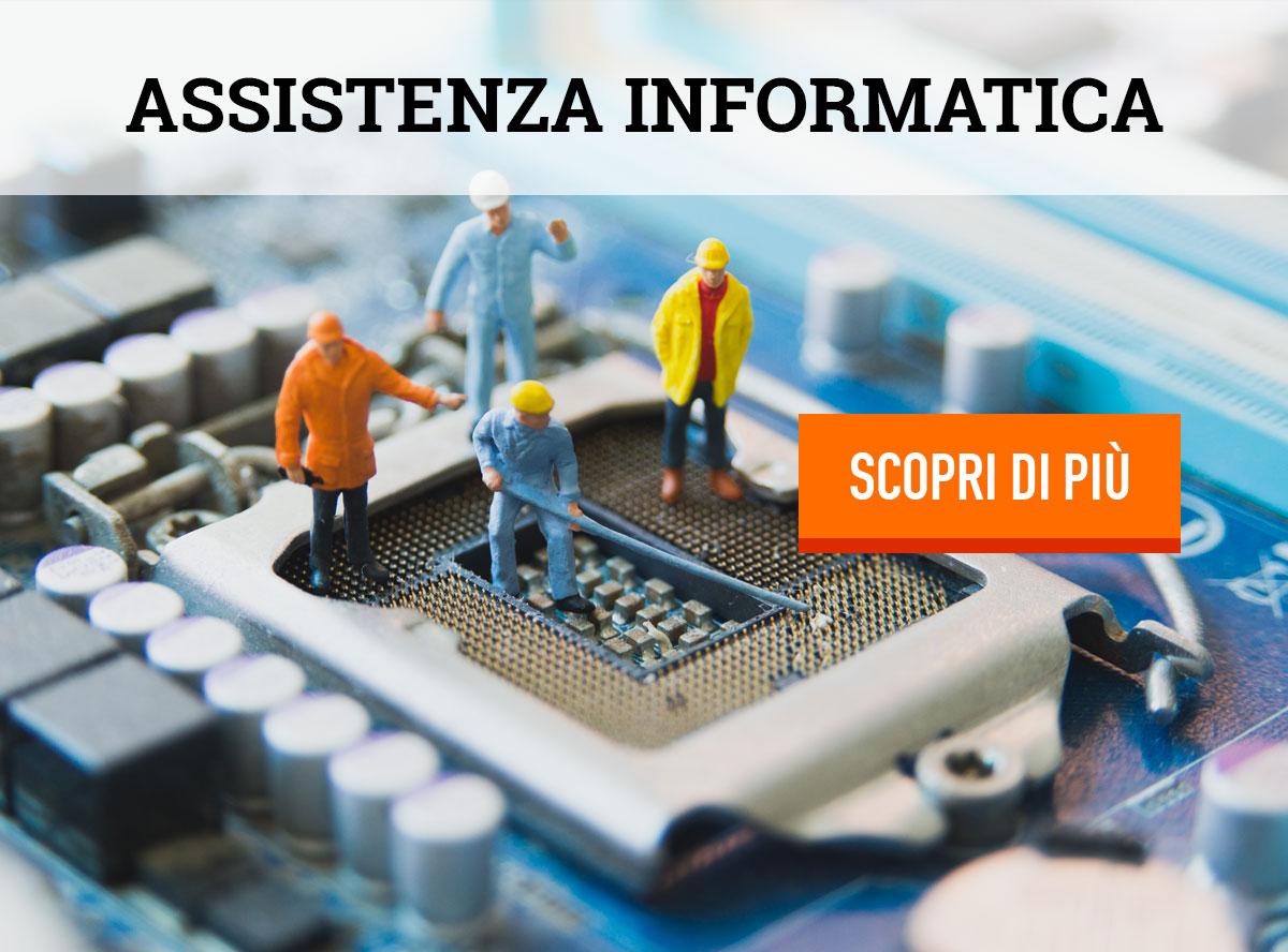 Assistenza informatica in Roma