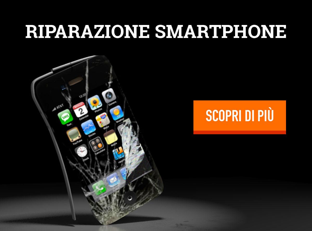 Riparazione Smartphone e Tablet in Roma