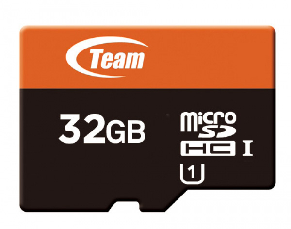 MICRO SD TEAM 32GB UHS-I HC 10