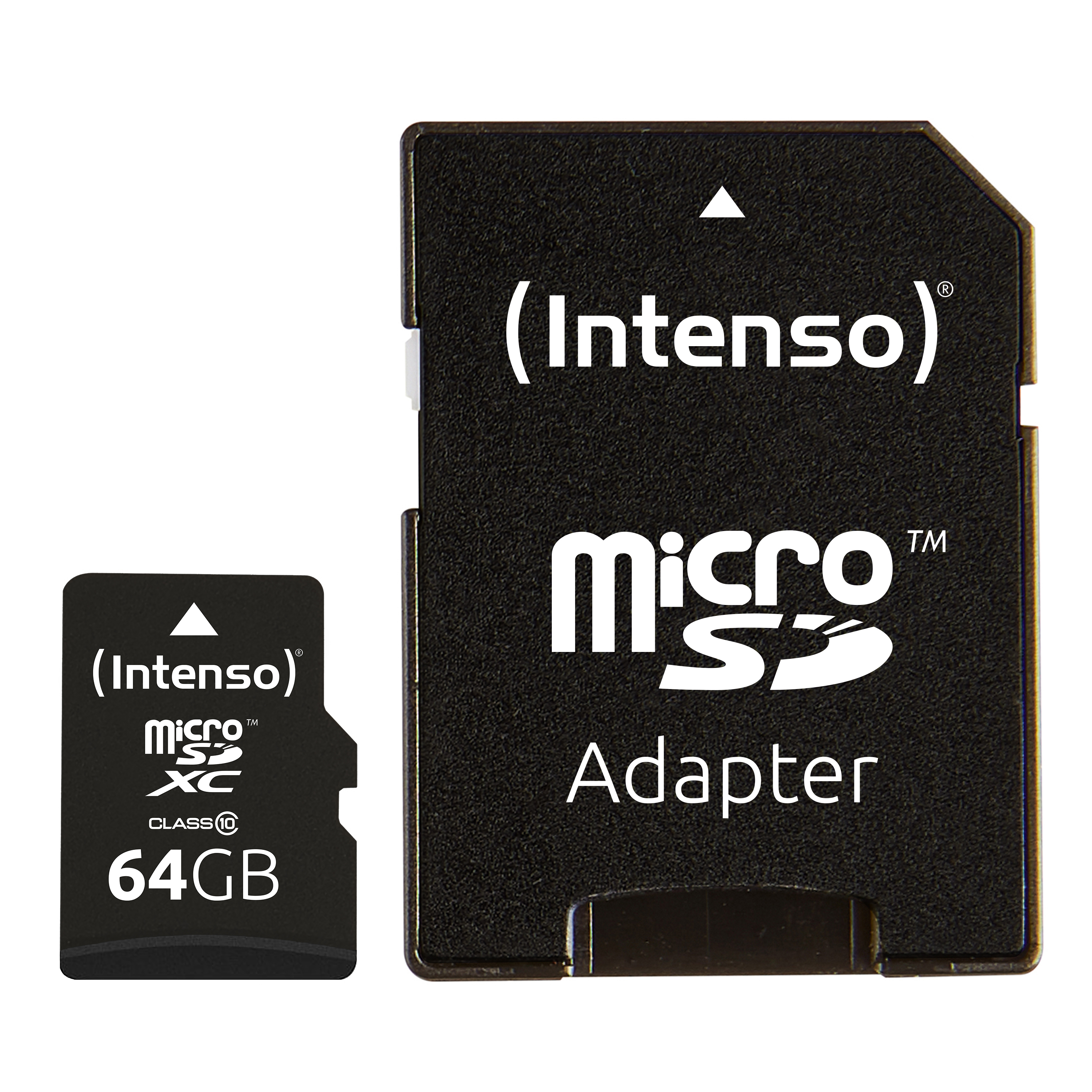 MICRO SD INTENSO 64GB HC 10