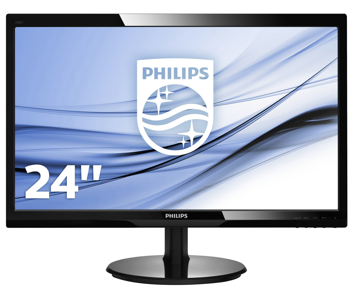 MONITOR PHILIPS 246V5LSB/00 24 LED HDMI