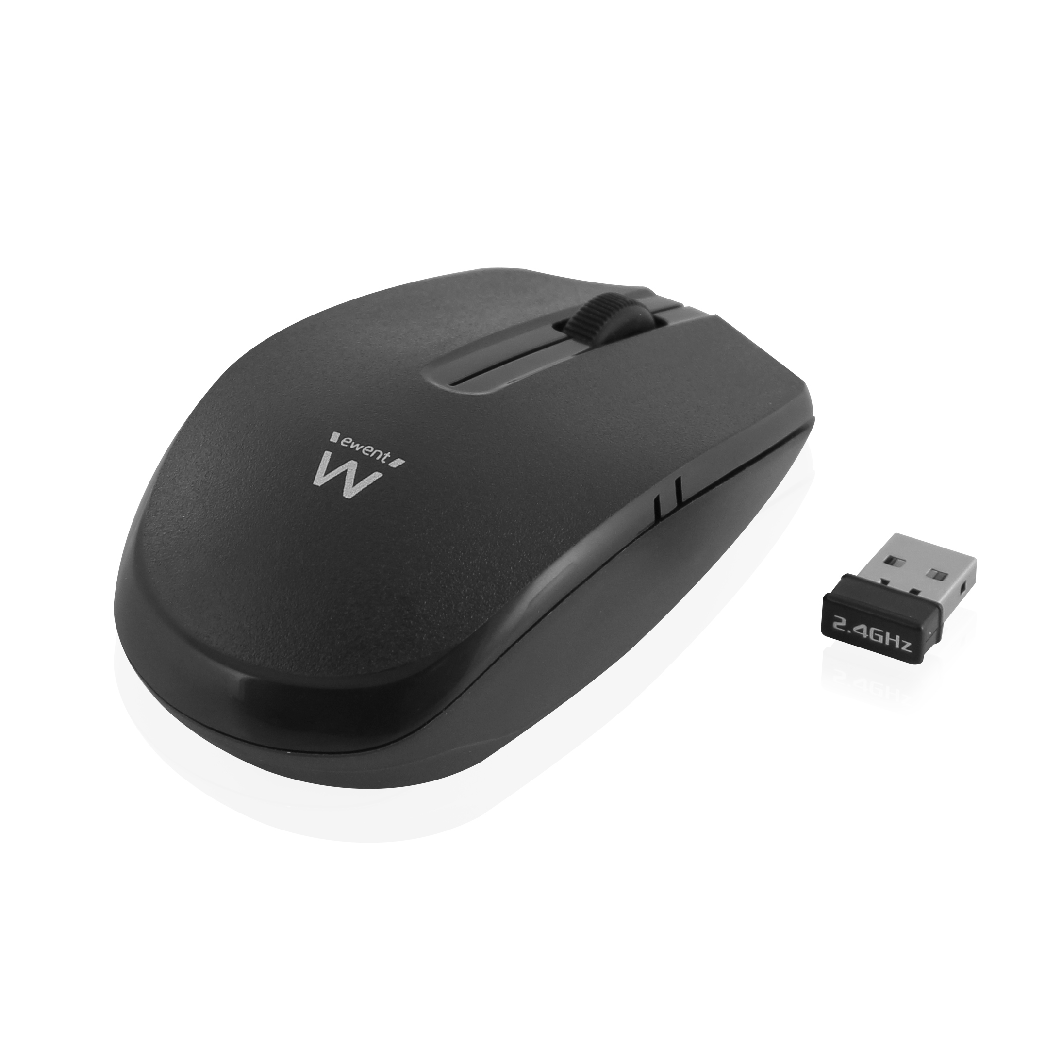 MOUSE EWENT WIFI BLACK