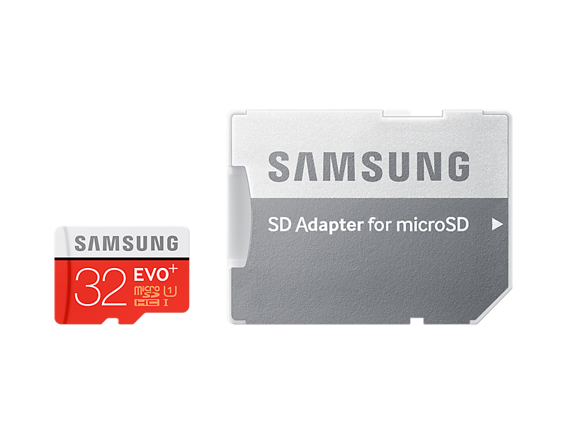 MICRO SD SAMSUNG EVO PLUS 32GB HC 10