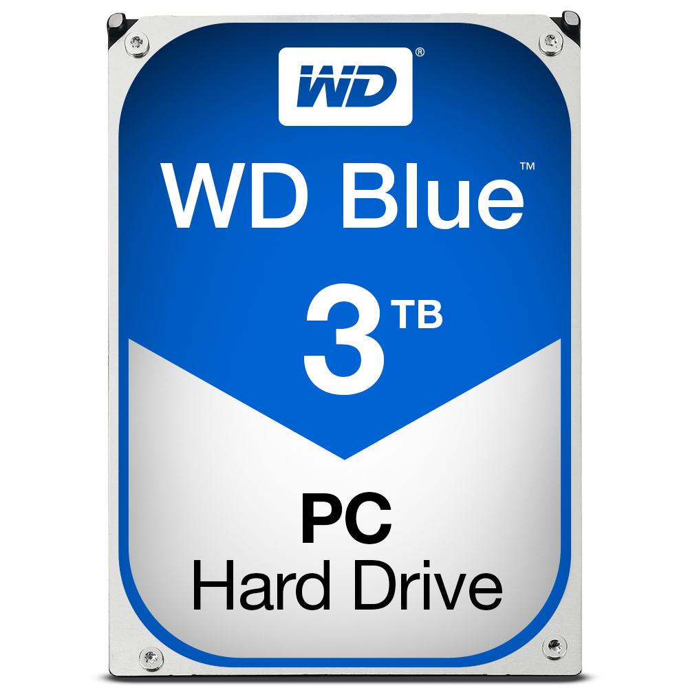 HD W.DIGITAL WD30EZRZ 3TB 64MB 3.5 SATA