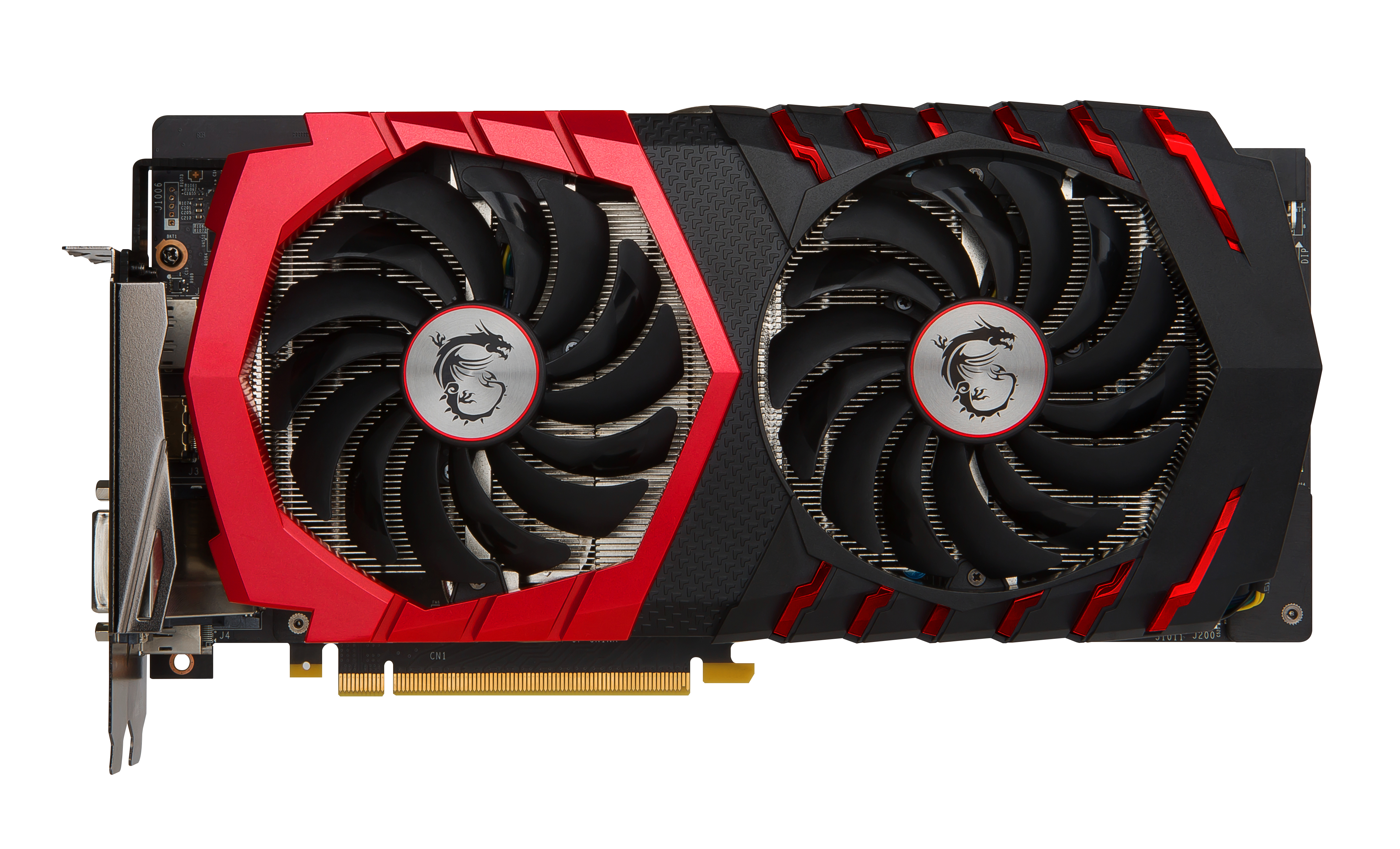 VGA MSI GTX 1060 GAMING X 6GB