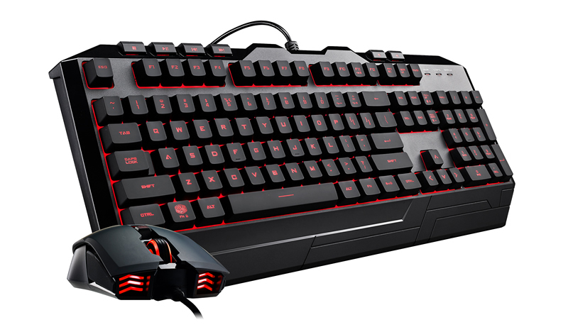 KIT COOLERMASTER GAMING DEVASTATOR III