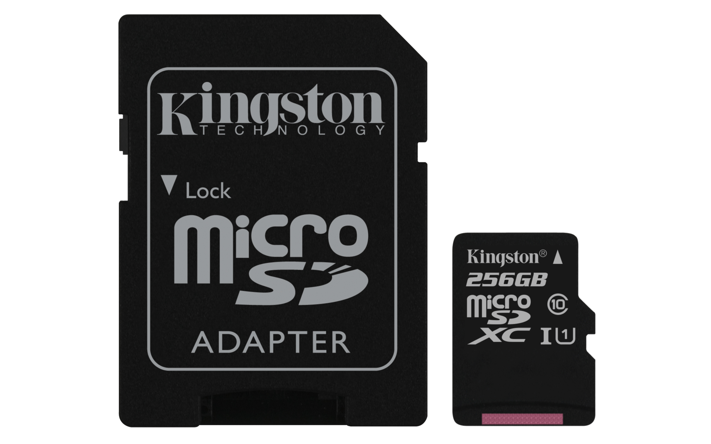 MICRO SD KINGSTON CANVAS 256GB HC 10