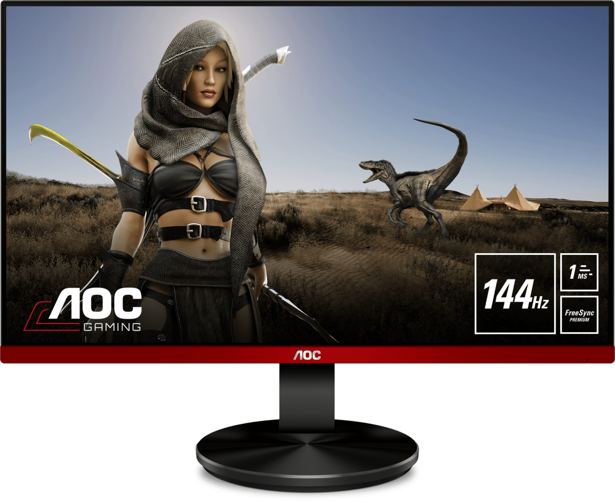 MONITOR AOC G2790VXA Monitor 27 VA 144Hz FullHD 1ms FreeSync Multimediale HDMI/DP