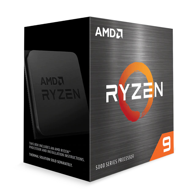 CPU AMD RYZEN 9 5900X 3.7GHz TURBO 4.8GHz AM4 BOX