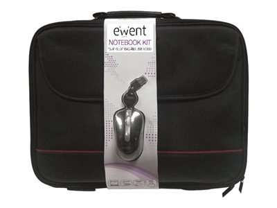 BUNDLE BORSA+MOUSE EWENT 16,1 BLACK