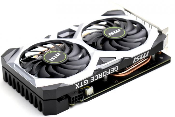 MSI GEFORCE GTX 1660 SUPER VENTUS XS OC 6GB P