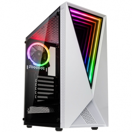 CASE KOLINK VOID ARGB WHITE ATX